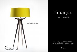 Balada-Co-Lampen-Leuchten-Lamps-Interior-Design-Einladung imm cologne_News